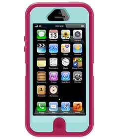 Otterbox, except a lighter pink