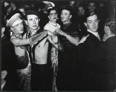 Gay club in Berlin, 1930.