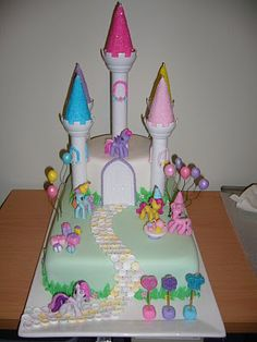 my little pony cakes - Google Search