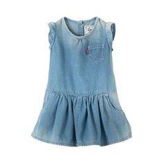 738e1a43b6 Levi`s Kids Jeanskleid mit Flügelarm Lily online kaufen