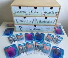Danke an Marilee Peed für die Spitzer und Radiergummis! Damit konnte ich Schubl… Thanks to Marilee Peed for the sharpeners and erasers! With that I could Schubl … – # for Classroom Management Plan, Classroom Organisation, School Organization, Learning Techniques, Teaching Methods, Primary School, Elementary Schools, Teaching Profession, Class Teacher