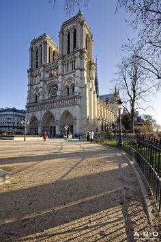 Cathédrale Notre-Dame, Paris  France by ARD