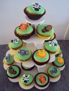 Jungle, Safari, Animals Birthday Party Ideas | Photo 7 of 55 | Catch My Party