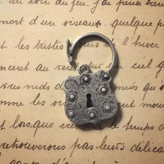 """160 Likes, 16 Comments - jessicakagan cushman (@jessicakagancushman) on Instagram: """"the #victorian #padlock that started it all. found at #thebigflea late one friday night in the…"""""""
