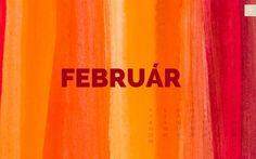 2016. február naptár, háttér - Masni / Free desktop calendar February 2016