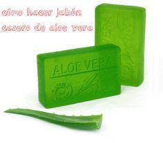 Cómo hacer jabón casero de aloe vera | Cuidar de tu belleza es facilisimo.com