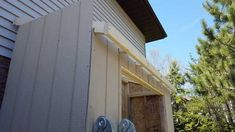 Lean To Shed (3x8') - Imgur Small Shed Plans, Lean To Shed Plans, Diy Shed Plans, Man Cave Shed Plans, Plastic Sheds, Shed Interior, Diy Storage Shed, Studio Shed, Diy Wooden Projects