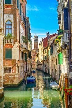Venice, Italy (via Italia.it)