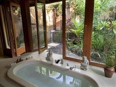 30 Best Outside Bathrooms Images In 2014 Outdoor Baths Outdoor