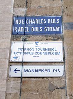 Manneken Pis - Belgium