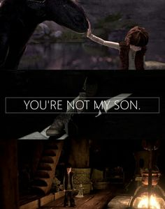 #httyd #hiccup #stoick #toothless