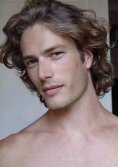 Benoit Marechal, French dancer, actor, & model, b. 1979
