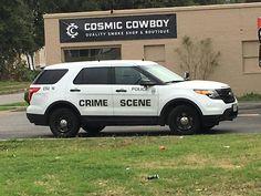 Austin Police Department Crime Scene Ford Interceptor SUV (Texas)