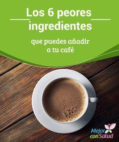 Los 6 peores ingredientes que puedes añadir a tu café  Se ha demostrado que el consumo de café puede aumentar la memoria, mejorar el estado de ánimo, la salud del corazón y reducir el riesgo de diabetes.