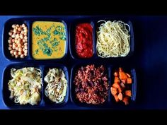 Vegan Meal Prep – 5 Days for $23 – Rich Bitch Cooking