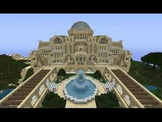 Biggest House In The World 2014 Minecraft the best minecraft house ever built in 1.7.7 - youtube | awesome