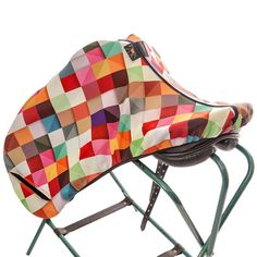 Art of Riding Neoprene Saddle Cover - Pass This On (Pre-order 15% Off)