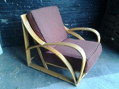 Heywood-Wakefield, Lounge Chair