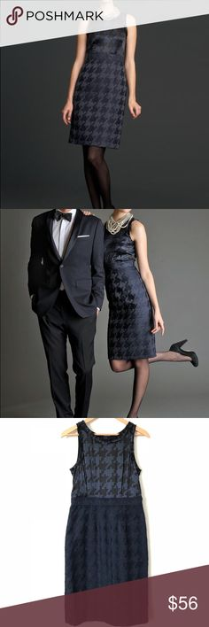 Banana Republic Mad Men Collection Dress Great career dress. Or could easily be dressed up for a more formal occasion as stock photo shows. Mad Men Collection from Banana Republic is still one of my favorites. Hidden zipper in the back with zipper pull. Banana Republic Dresses Midi