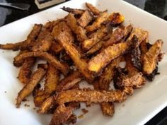 Almond Butter Butt-Nut Fries – fastPaleo