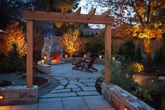 Dessins Drummond, beautiful backyard terrasse. #Cozy #Cosy #Beautiful