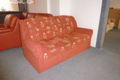 ROZKLÁDACÍ GAUČ S DĚLENÝM SYSTÉMEM ROZKLÁDÁNÍ. Praktický - obrázek číslo 2 Couch, Furniture, Home Decor, Settee, Decoration Home, Sofa, Room Decor, Home Furnishings, Sofas