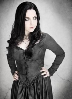 Amy Lee from Evanescence. My idol. Beautiful Celebrities, Most Beautiful Women, Beautiful People, Absolutely Gorgeous, Simply Beautiful, Snow White Queen, Darkness Girl, Amy Lee Evanescence, Women Of Rock