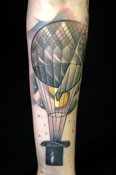 by Marie Kraus (Our Future Tatoo).