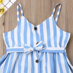 Dresses Length: Above Knee, MiniCollar: V-NeckDepartment Name: ChildrenFit: Fits true to size, take your normal sizeGender: Girls Baby Blue, Dresses, Fashion, Measurement Chart, Cute Kids, Vestidos, Moda, Fashion Styles, Dress