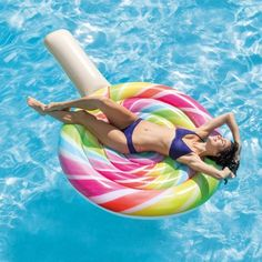 Intex Inflatable Lollipop Pool Float