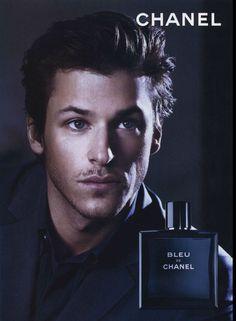 """Chanel """"Bleu de Chanel"""" Fragrance : Gaspard Ulliel by Jean-Baptiste Mondino"""