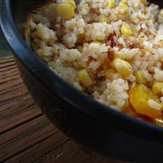 """Corn and Rice 