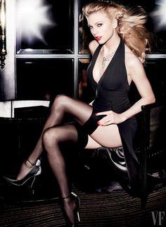 Taylor Swift goes glamorous for Vanity Fair September 2015