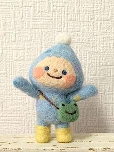 японские игрушки, кукла из шерсти, игрушки из шерсти, валяние, позитивная игрушка, няшная игрушка, милота, cute, toy, cutetoy, handmadetoy, felt, felting