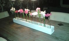 Meter bloemen!!