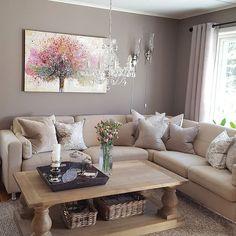 ME elegant living room colour schemes ideas 38 – JANDAJOSS. Cozy Apartment Decor, Living Room Decor Cozy, Elegant Living Room, Living Room Sofa, Home Living Room, Beautiful Living Rooms, Living Room Color Schemes, Living Room Colors, Living Room Designs