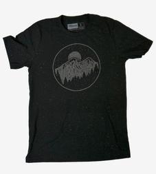 Night Sky & Mountains T-Shirt