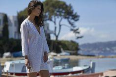 Petra kaftan from La Mandarine beachwear
