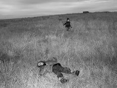 To accompany the magazine's cover story on the oil boom in North Dakota, Alec Soth spent a week traveling the state, photographing the locals and talking to them about their lives.    http://www.nytimes.com/interactive/2013/02/03/magazine/north-dakota-photos-audio.html?nl=todaysheadlines=edit_th_20130203#/?slide=24