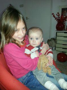 Baby Boas en Jitte