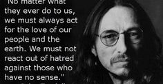 White Wolf : 14 Quotes From John Trudell That Will Make You ...