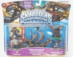 Skylanders VOODOOD Spyro's Adventure Action Figure Swap ...