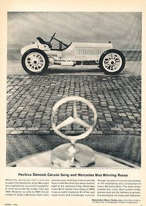 Mercedes Benz Print Ads - WOW.com - Image Results