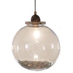 Buy Bubble Pendant by DWM | MALOOS - Made-to-Order designer Pendants from Dering Hall's collection of Contemporary Mid-Century / Modern Lighting.