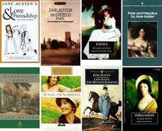 Jane Austen collection.