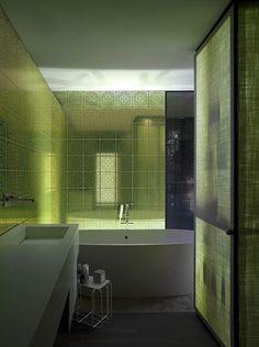Tiles for bathroom, interior design