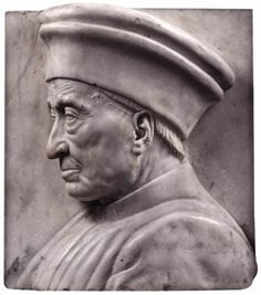 Antonio Rossellino, Cosimo de' Medici c. 1460 Marble, 36 x 32 cm Staatliche Museen, Berlin Sculpture Head, Abstract Sculpture, Italian Renaissance, Renaissance Art, Famous People In History, The Magic Flute, Italian Sculptors, Italian Paintings, Classical Antiquity