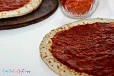 Delicious Homemade Pizza Recipe