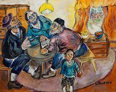 Tsuga Fine Art - Renate Dollinger - The Disagreement