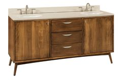 Amish Mid Century Bathroom Vanity Hardwoods Collection Make DutchCrafters your first stop for your next bathroom remodeling project. Handcrafted in the popular Mid Century Modern Style, this s